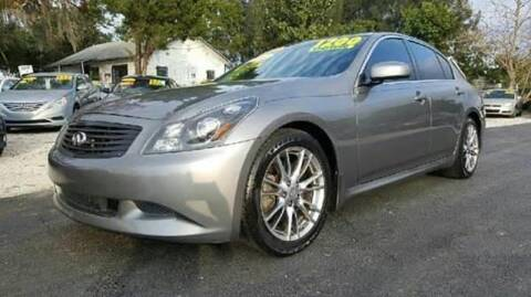 2007 Infiniti G35 for sale at GP Auto Connection Group in Haines City FL