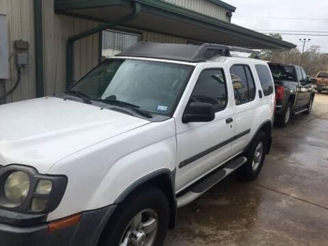 2004 Nissan Xterra for sale at ARKLATEX AUTO in Texarkana TX
