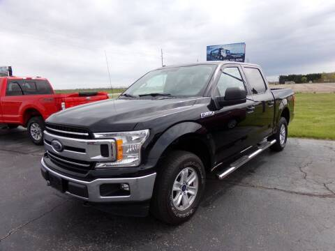 2018 Ford F-150 for sale at Westpark Auto in Lagrange IN