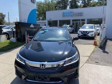 2017 Honda Accord for sale at NYC Motorcars in Freeport NY