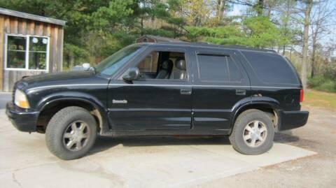 1998 Oldsmobile Bravada for sale at Spear Auto Sales in Wadena MN