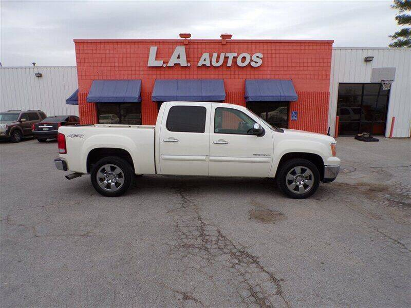2011 GMC Sierra 1500 for sale at L A AUTOS in Omaha NE