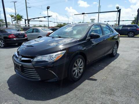 2017 Toyota Camry for sale at Southstar Auto Group in West Park FL