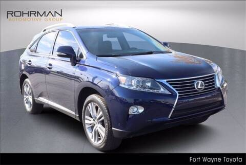 2015 Lexus RX 350 for sale at BOB ROHRMAN FORT WAYNE TOYOTA in Fort Wayne IN