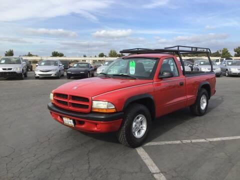 2002 Dodge Dakota for sale at My Three Sons Auto Sales in Sacramento CA
