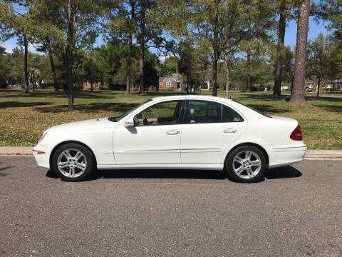 2006 Mercedes-Benz E-Class for sale at Import Auto Brokers Inc in Jacksonville FL
