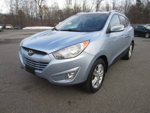 2013 Hyundai Tucson for sale at Auto Choice of Middleton in Middleton MA