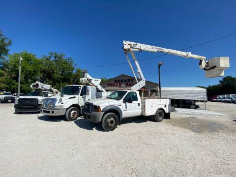 2012 Ford F-450 XL for sale at DEBARY TRUCK SALES in Sanford FL