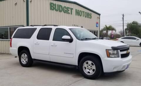 2014 Chevrolet Suburban for sale at Budget Motors in Aransas Pass TX