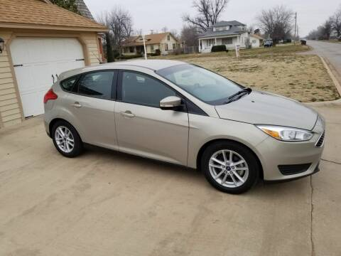 2015 Ford Focus for sale at Eastern Motors in Altus OK