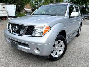 2006 Nissan Pathfinder for sale at Rockland Automall - Rockland Motors in West Nyack NY