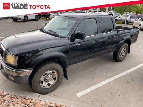 2001 Toyota Tacoma for sale at Stephen Wade Pre-Owned Supercenter in Saint George UT