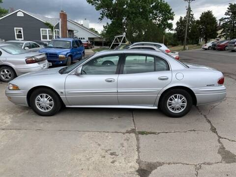 2002 Buick LeSabre for sale at Daryl's Auto Service in Chamberlain SD