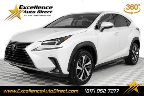 2018 Lexus NX 300 for sale at Excellence Auto Direct in Euless TX