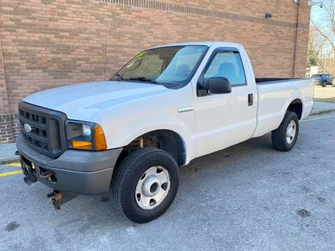2005 Ford F-250 Super Duty for sale at Quick Stop Motors in Kansas City MO