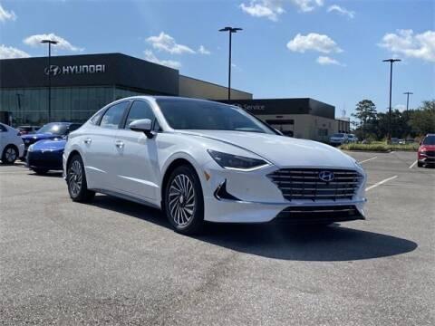 2022 Hyundai Sonata Hybrid for sale at Allen Turner Hyundai in Pensacola FL