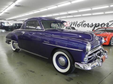 1952 Plymouth Concord for sale at 121 Motorsports in Mount Zion IL