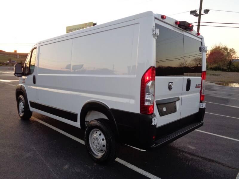 2019 RAM ProMaster Cargo 1500 136 WB 3dr Low Roof Cargo Van - Palmyra NJ