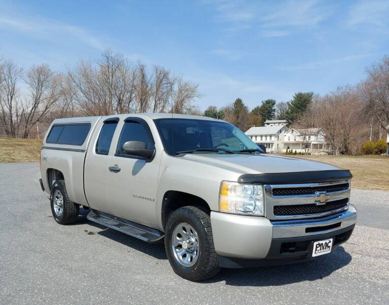 2009 Chevrolet Silverado 1500 for sale at PMC GARAGE in Dauphin PA