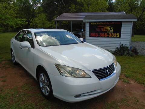 2007 Lexus ES 350 for sale at Hot Deals Auto LLC in Rock Hill SC