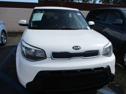 2016 Kia Soul for sale at F & A Car Sales Inc in Ontario CA
