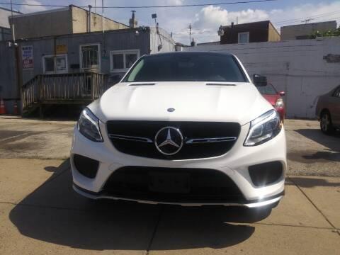 2017 Mercedes-Benz GLE for sale at K J AUTO SALES in Philadelphia PA