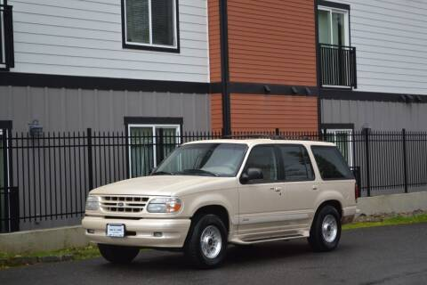 1997 Ford Explorer for sale at Skyline Motors Auto Sales in Tacoma WA