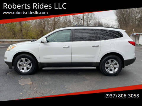 2010 Chevrolet Traverse for sale at Roberts Rides LLC in Franklin OH