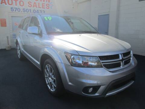 2019 Dodge Journey for sale at Small Town Auto Sales in Hazleton PA