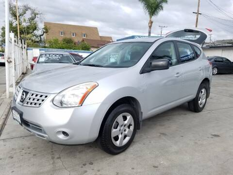 2009 Nissan Rogue for sale at Olympic Motors in Los Angeles CA