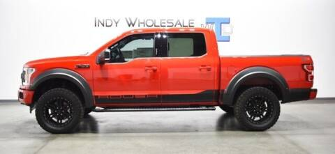 2020 Ford F-150 for sale at Indy Wholesale Direct in Carmel IN