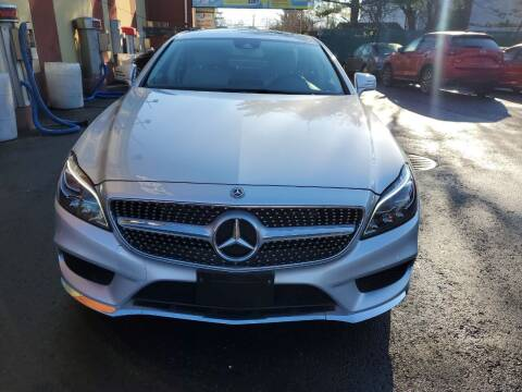 2016 Mercedes-Benz CLS for sale at OFIER AUTO SALES in Freeport NY