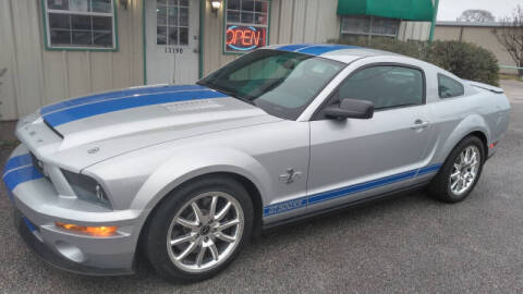 2008 Ford Shelby GT500 for sale at Haigler Motors Inc in Tyler TX