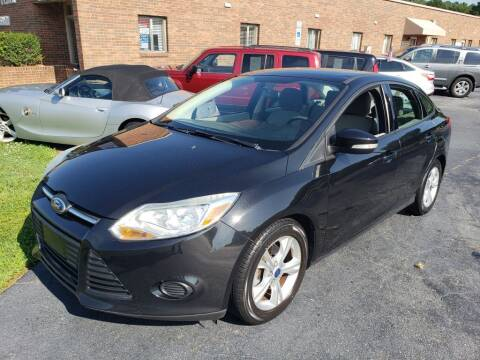 2014 Ford Focus for sale at ARA Auto Sales in Winston-Salem NC