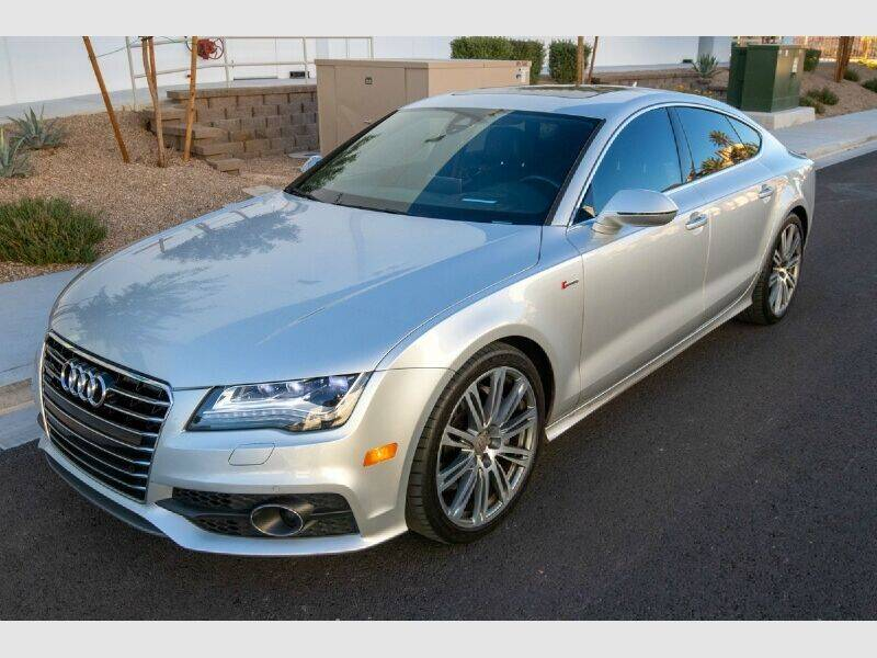2012 Audi A7 for sale at REVEURO in Las Vegas NV