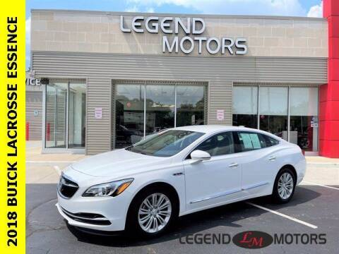 2018 Buick LaCrosse for sale at Legend Motors of Waterford in Waterford MI