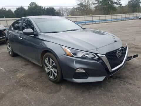 2020 Nissan Altima for sale at Ragins' Dynamic Auto LLC in Brookland AR