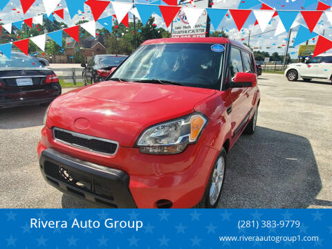 2010 Kia Soul for sale at Rivera Auto Group in Spring TX