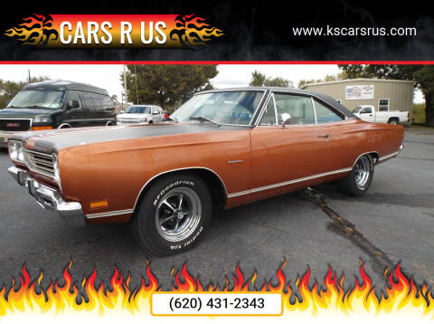 1969 Plymouth Satellite for sale at Cars R Us in Chanute KS