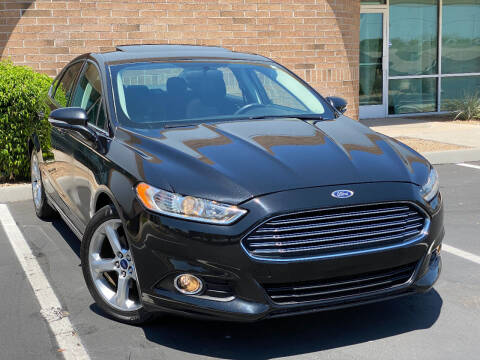 2014 Ford Fusion for sale at AKOI Motors in Tempe AZ