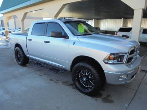 2012 RAM Ram Pickup 1500 for sale at KICK KARS in Scottsbluff NE