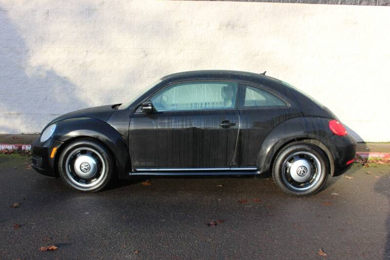 2012 Volkswagen Beetle for sale at Al Hutchinson Auto Center in Corvallis OR