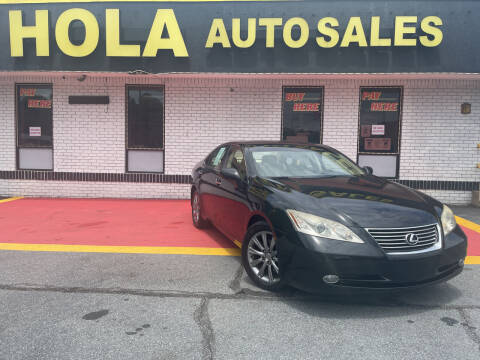 2008 Lexus ES 350 for sale at HOLA AUTO SALES CHAMBLEE- BUY HERE PAY HERE - in Atlanta GA
