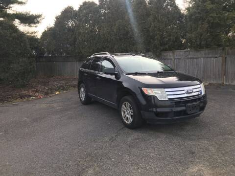 2007 Ford Edge for sale at Elwan Motors in West Long Branch NJ