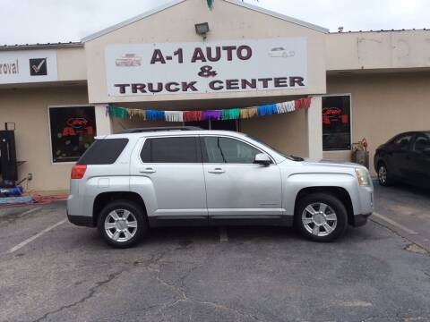 2013 GMC Terrain for sale at A-1 AUTO AND TRUCK CENTER in Memphis TN