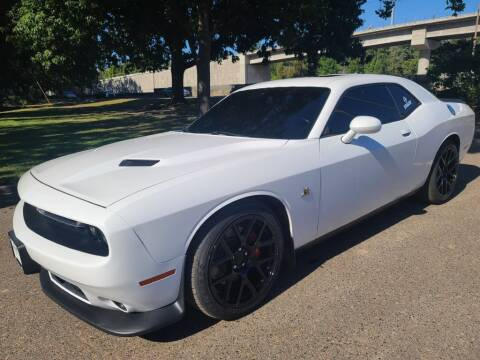 2018 Dodge Challenger for sale at EXECUTIVE AUTOSPORT in Portland OR