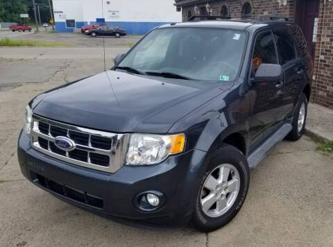 2009 Ford Escape for sale at SUPERIOR MOTORSPORT INC. in New Castle PA