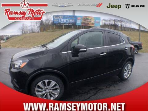 2017 Buick Encore for sale at RAMSEY MOTOR CO in Harrison AR