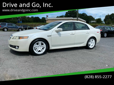 2007 Acura TL for sale at Drive and Go, Inc. in Hickory NC