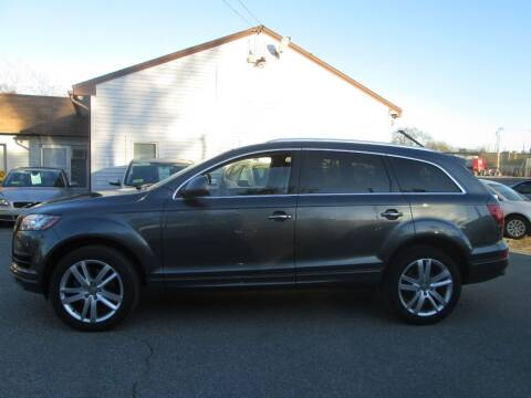 2013 Audi Q7 for sale at BEST AUTO BARGAIN inc. in Lowell MA